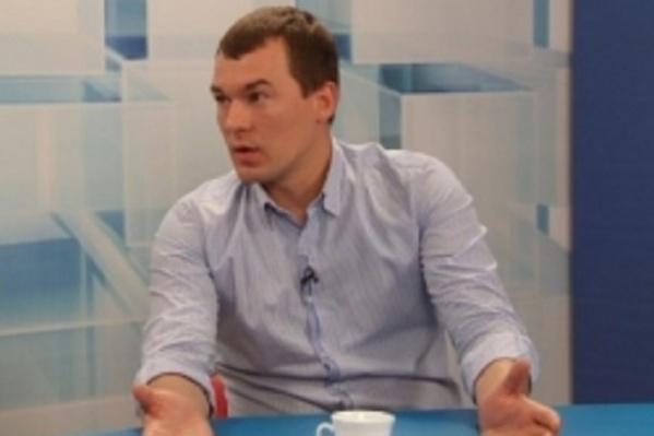 Михаил Дегтярев высказал свое мнение о критиках в собственном микроблоге