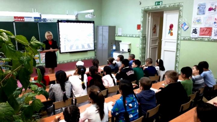 В Самаре 6000 школьников сдали «Тотальный экзамен по ПДД»