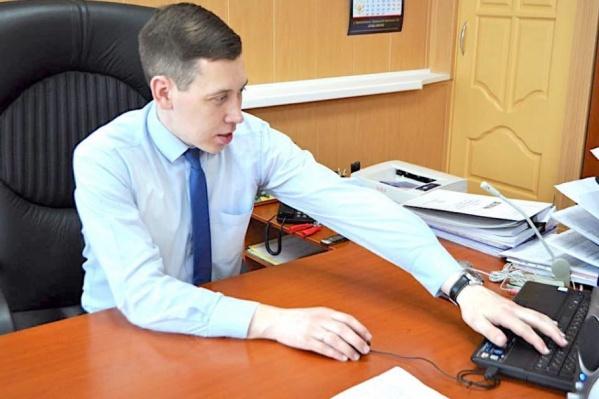 Виктор Парфёнов уже год работает главой Шенкурского района