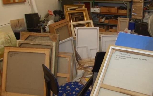 Волгоградские художники хотят бесплатно пользоваться мастерскими в течение пяти лет