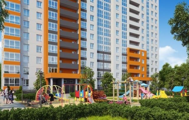 «Синара-Девелопмент» дарит скидки на квартиры в «Акварели»