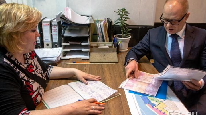 «Я готов ограничить себя»: вице-мэр Самары сдал документы на автопропуск в центр