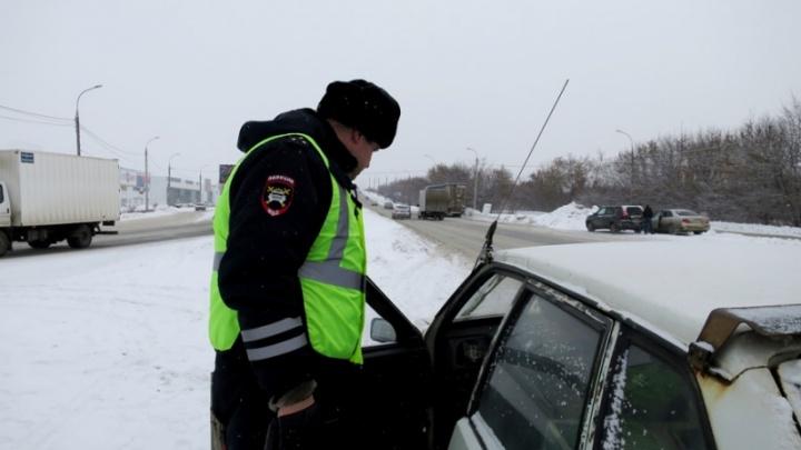 Чистите фары и стекла: ГИБДД призывает самарских водителей соблюдать осторожность на дорогах