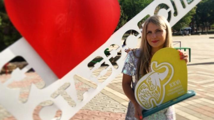 Студентку Волгоградского госуниверситета назвали лучшей певицей «Студенческой весны»
