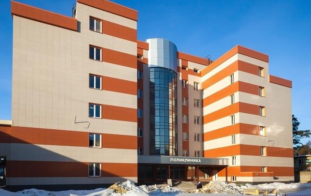 Новую онкополиклинику в Челябинске сдадут раньше срока