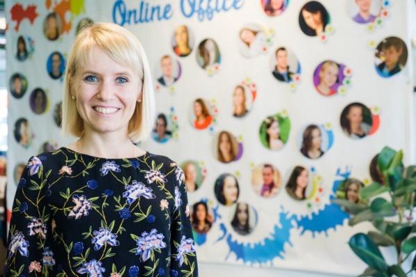 Руководитель онлайн-офиса банка «Точка» Снежана Ахтямова