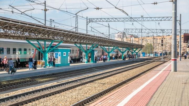 В Самаре станцию Ягодная планируют перенести к ж.-д. переезду к 2018 году