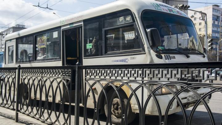 Общественный транспорт Ростова 1 Мая будет курсировать по временной схеме