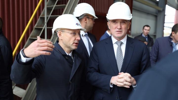 Пошел на поправку: меры по оздоровлению Карабаша получили положительную оценку губернатора