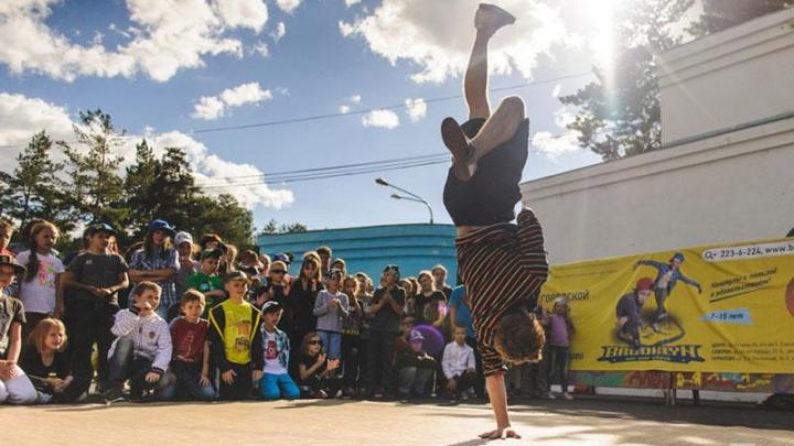 Танцы, граффити и батлы: незабываемое лето – в городском хип-хоп лагере «Бруклин»