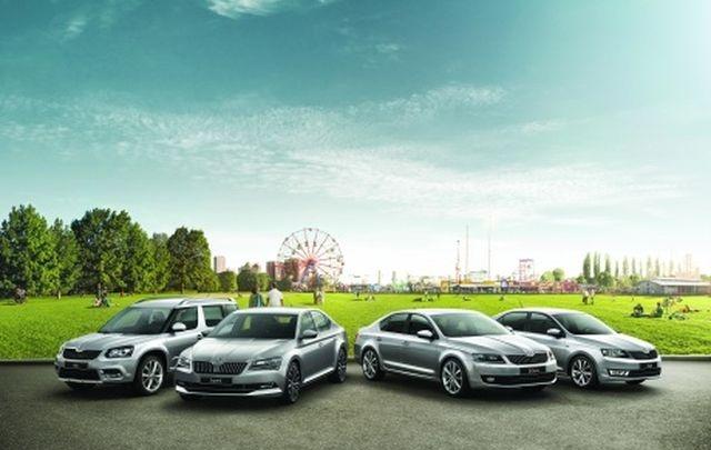 Автомобили ŠKODA теперь доступны к приобретению по государственным программам