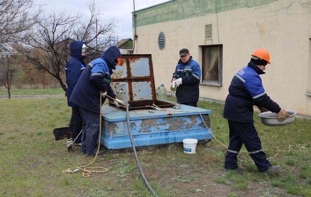 Три района Волгограда почти на два дня останутся без воды