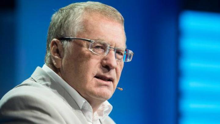 Владимир Жириновский предложил ничего не строить на месте сгоревших домов в Ростове