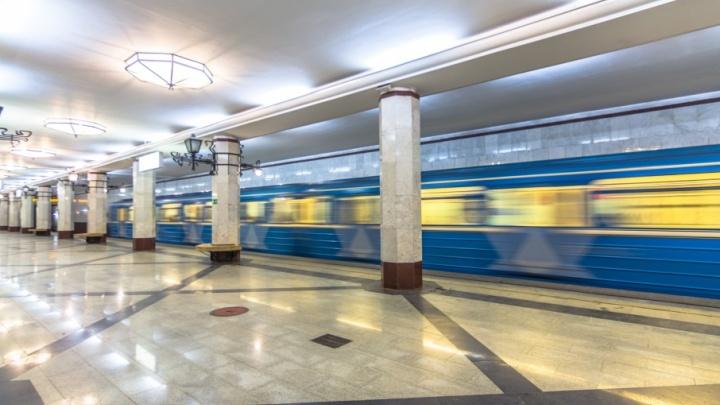 На станции метро «Алабинская» обустроят зону досмотра