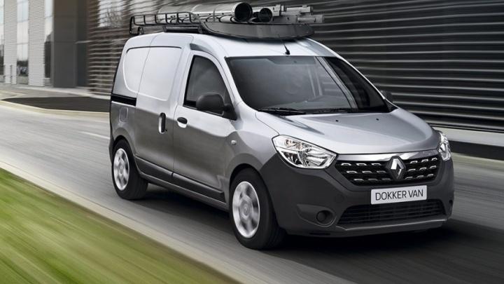 Renault Dokker: функциональный и вместительный автомобиль для любых задач