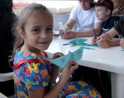 Волонтеры провели экскурсию для «особых детей» Тюмени