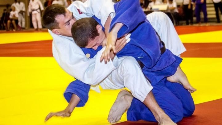 «Дзюдоки» со всей России испытают обновлённую арену Дворца спорта в Магнитогорске