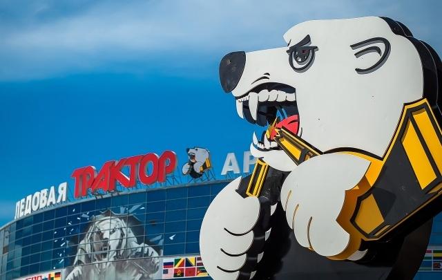 На хоккейные матчи России и Франции в Челябинске начали продавать билеты
