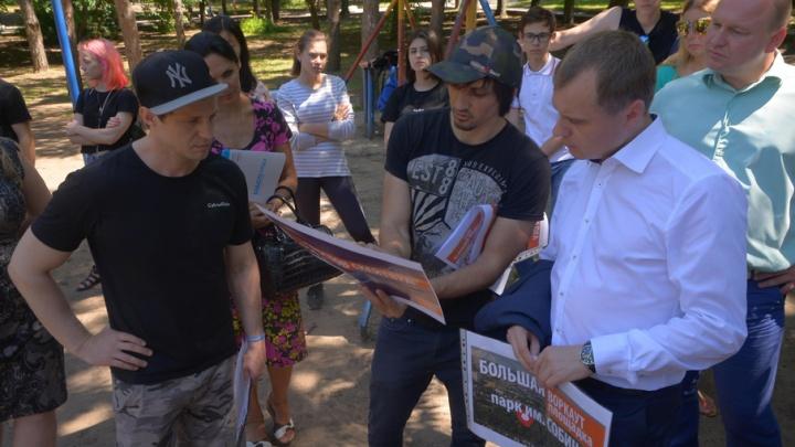 В ростовские парки опять позовут частных инвесторов