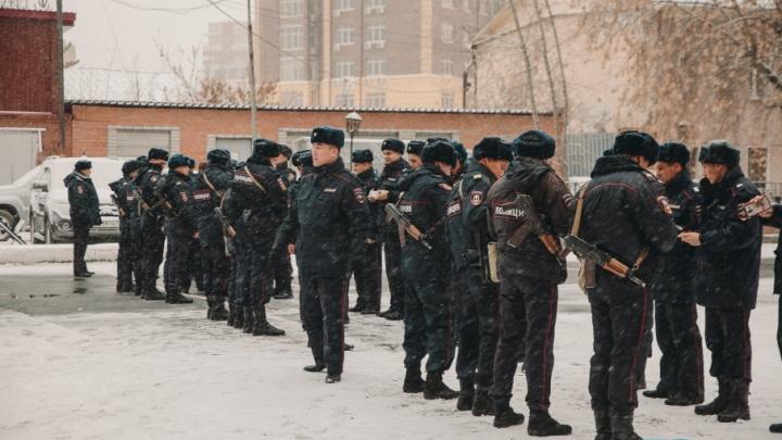 Как тюменская Росгвардия несёт службу: угнанная иномарка, план «Перехват», бомж из Красноярска и драка в банке