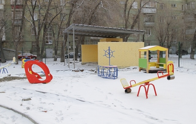 На преображение котласских дворов выделено 12 миллионов рублей из федерального бюджета