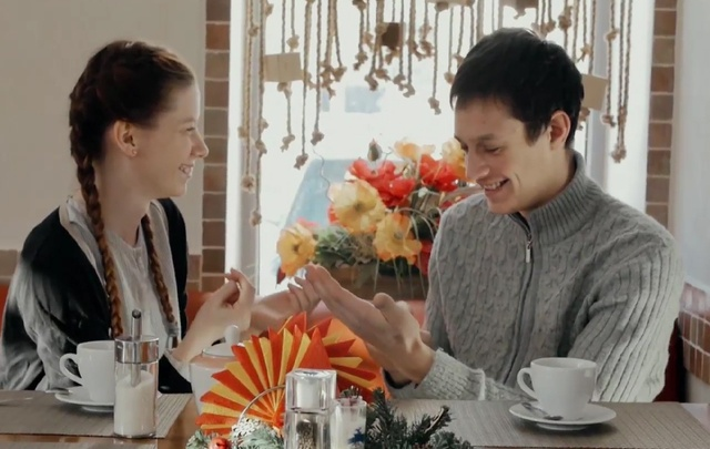 «Время тишины»: челябинка сняла кино про любовь на языке жестов