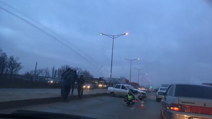 Удерживающее кресло не спасло: в ДТП с Priora и Nissan на Московском пострадал ребенок