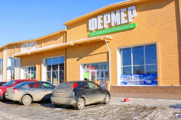 Чтобы освободить площадку под развлечения, фермеров переведут в соседнее здание, к магазину «Светофор»