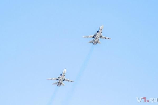 2 февраля площадь Павших борцов будет защищена свысока летчиками-асами военно-воздушных сил страны