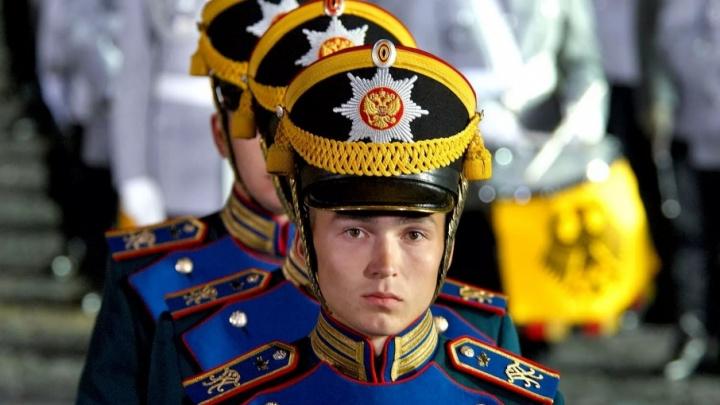 В Самарской области начался отбор кандидатов для службы в Президентском полку