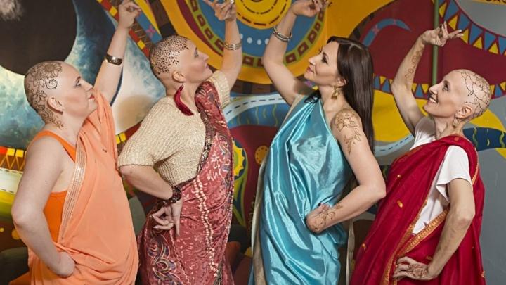 «Красота сильнее болезни»: в Перми прошла фотосессия для девушек, побеждающих рак