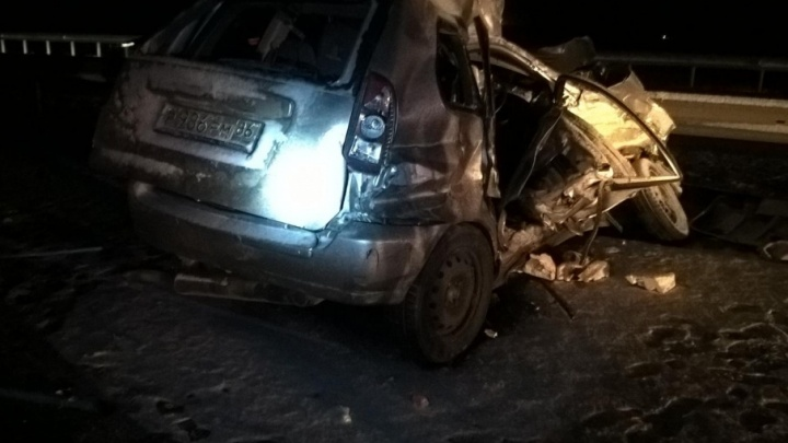 Девушка на легковушке и две её пассажирки погибли на М-5 в Челябинской области