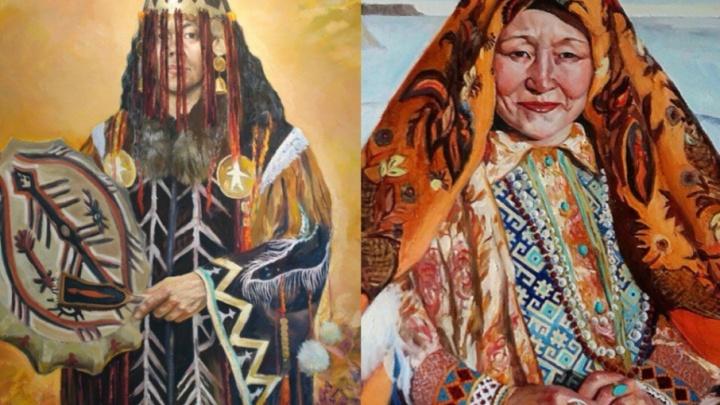 «Русское Заполярье»: в Перми откроется выставка картин, вышивки и костюмов народов Севера