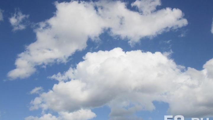 До +30 градусов: в Пермь возвращается лето