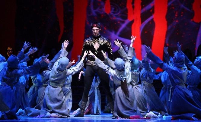 Две недели балета: «Эстетика танца» вернулась в Ярославль