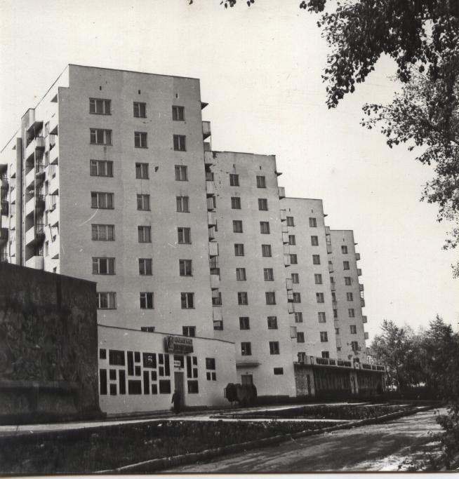"""Так клуб """"Ворошиловец"""" вЧерноморском переулке выглядел раньше"""