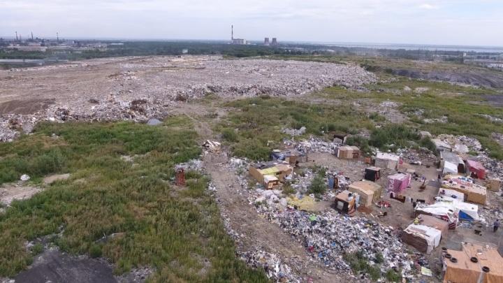 Челябинские компании прекращают вывоз мусора на городскую свалку