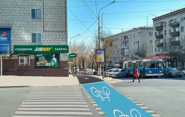 Велосипедисты Волгограда будут требовать современные велодорожки к ЧМ-2018