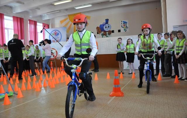 В Ярославле открыли центр по обучению детей правилам дорожного движения