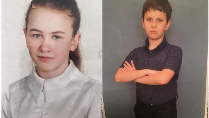 Два ребенка пропали в Ростовской области