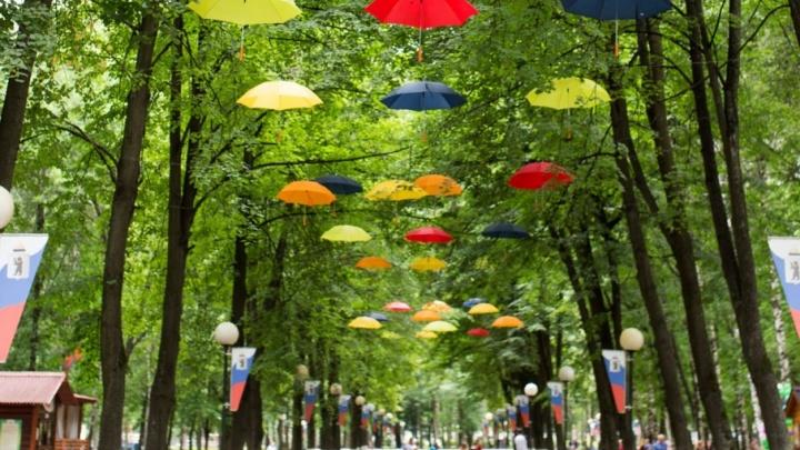 Дождливая пятидневка и солнечные выходные: какая погода ждет ярославцев на следующей неделе
