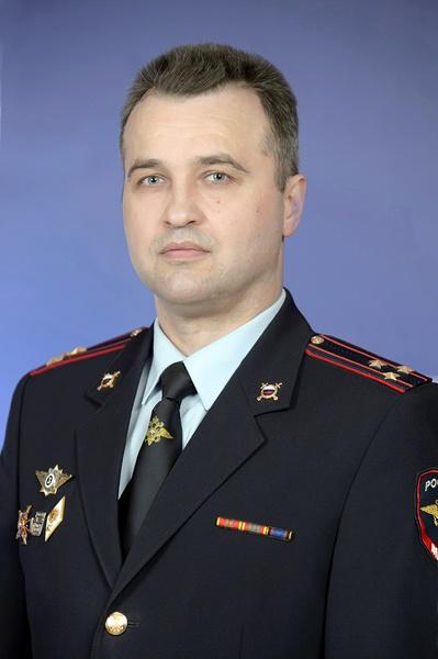 Юрий Титов / фото с сайта ГУ МВД по Москве
