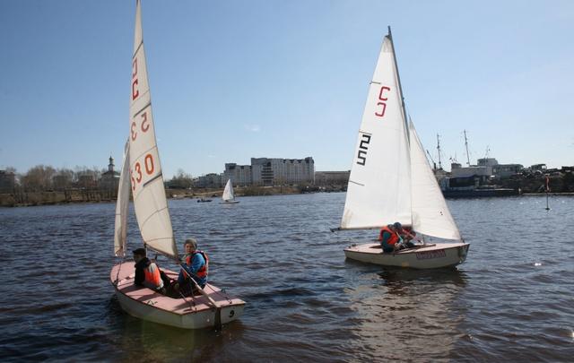 В Архангельске на базе парусного центра «Норд» построят современный яхт-клуб