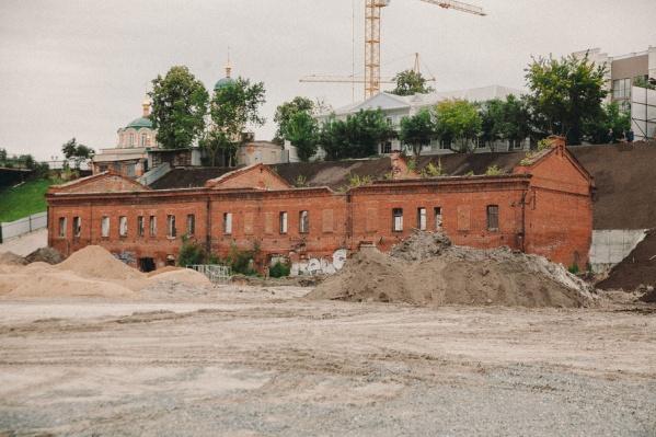 Ранее на работы по благоустойству Масловского взвоза уже выделялись 83 млн рублей
