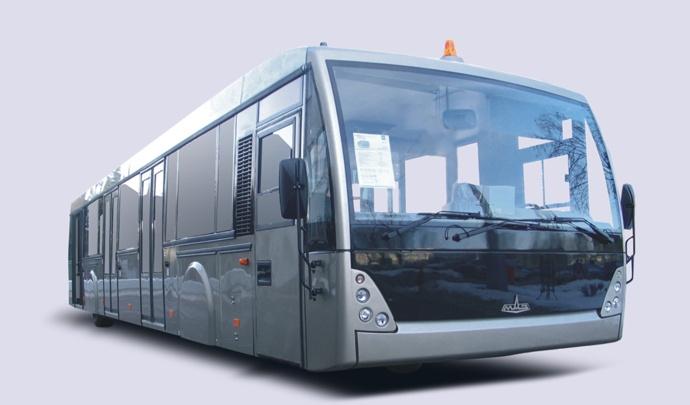 Пермский аэропорт закупит пассажирский автобус с антивандальными сиденьями и откидным трапом