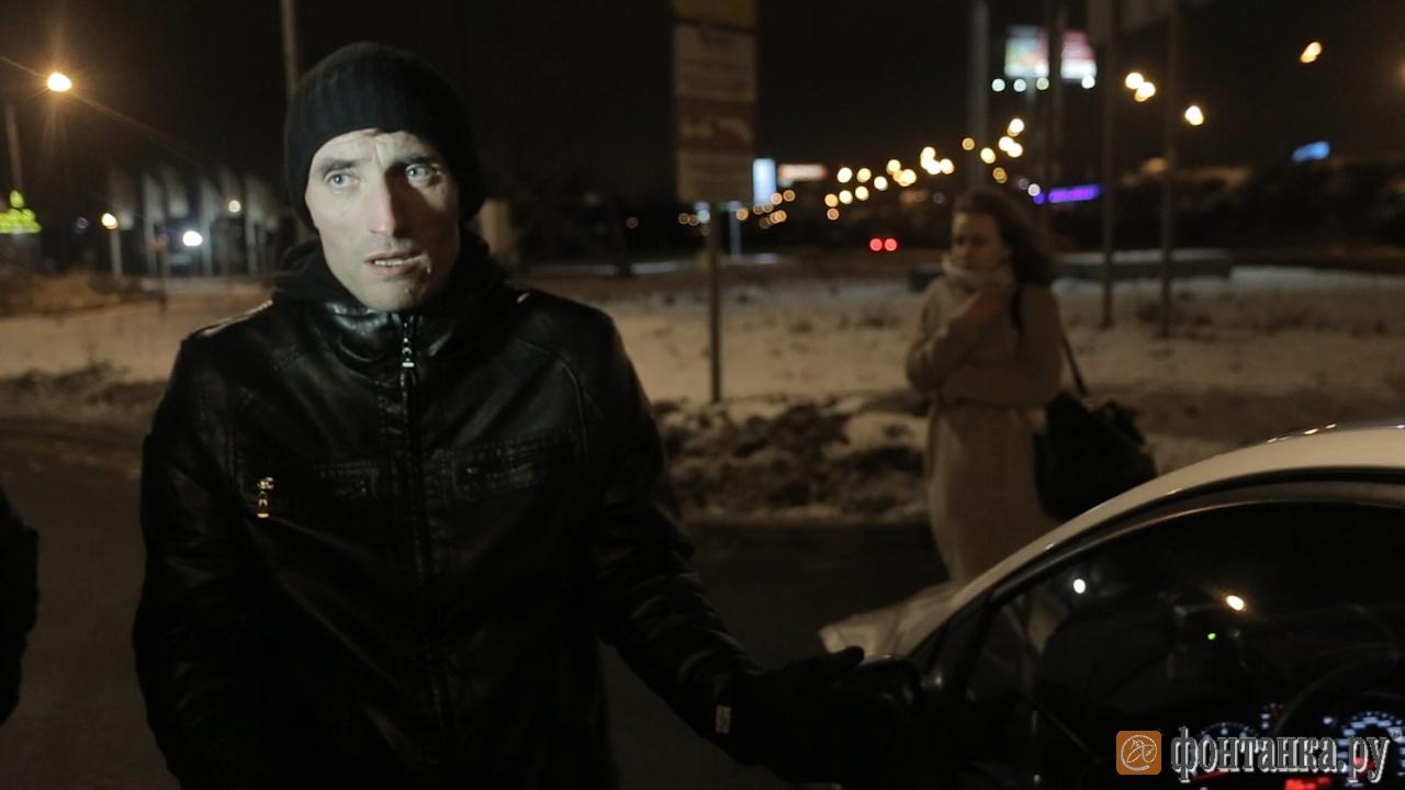 Юрий Бубнов, координатор петербургских дальнобойщиков