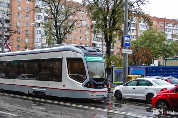Авария произошла на перекрестке в центре города