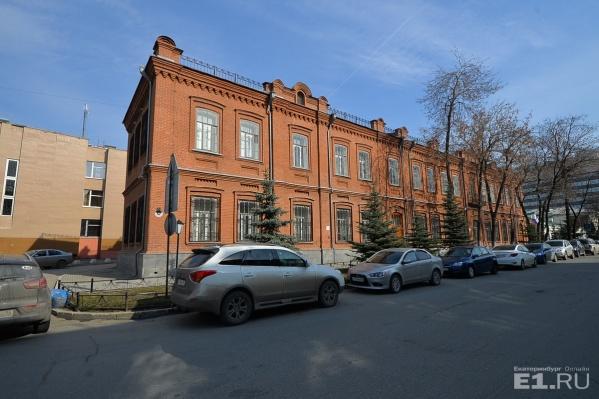 Здание таможни выглядит как новое, но на самом деле у него вековая история.