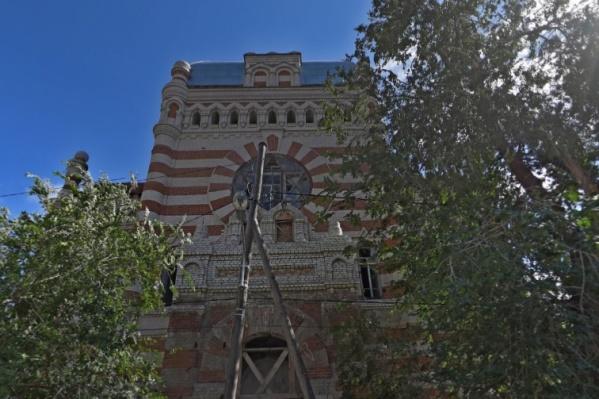 В следующем году здание отметит 110-летний юбилей