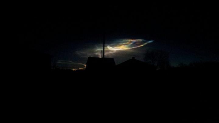 Жители Ростовской области приняли странный свет в небе за НЛО